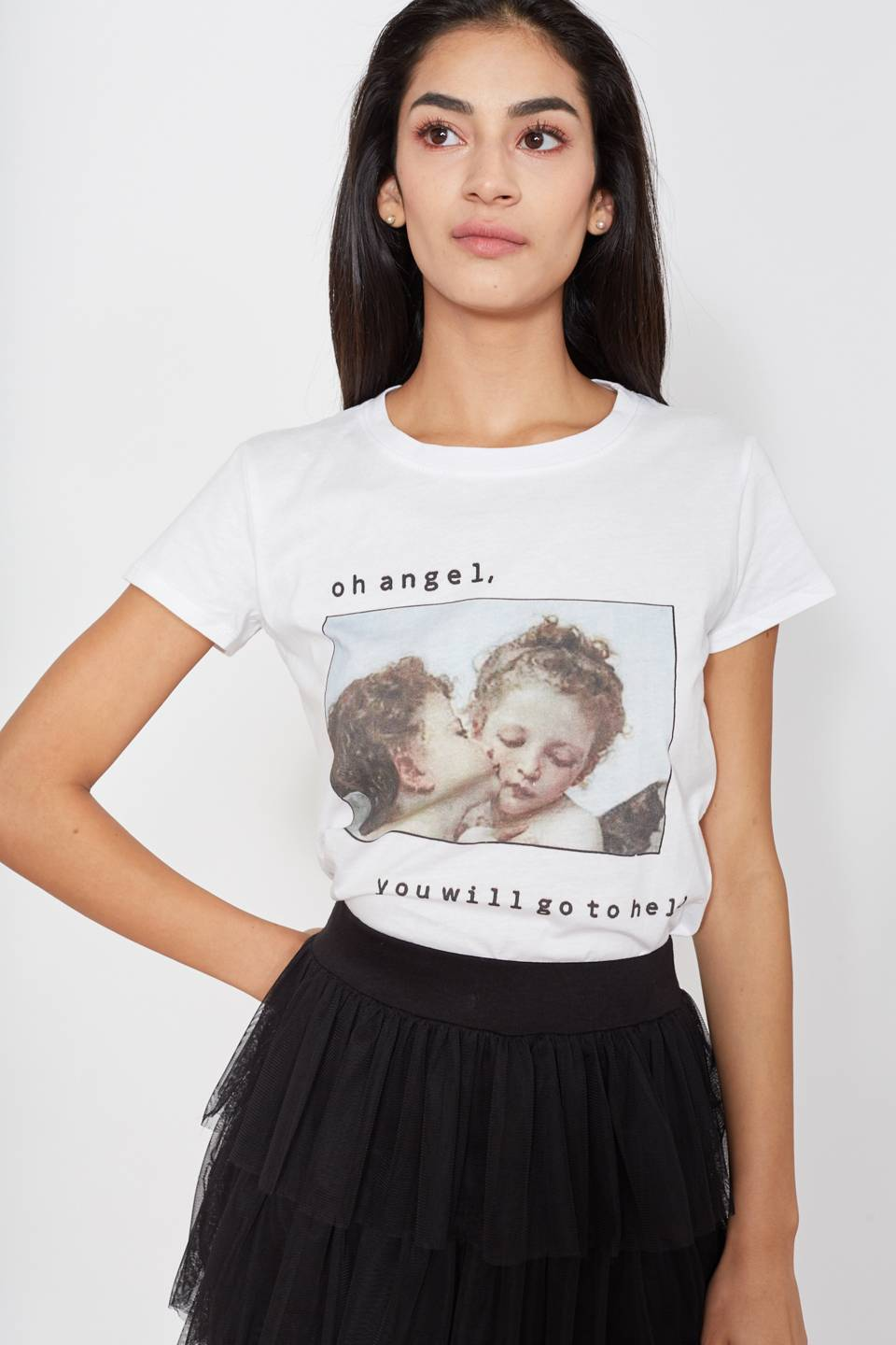 t-shirt angelo bianco - Autunno 2019 - Inverno 2020 | Brend